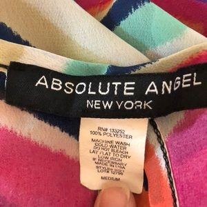 Absolute Angel Tops - Absolute Angel size medium